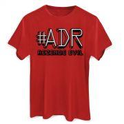 Camiseta Masculina #ADR #RezendeEvil