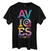 Camiseta Masculina Aviões do Forró Colors