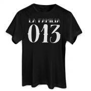 Camiseta Masculina Charlie Brown Jr La Família 013 Bold