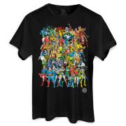 Camiseta Masculina DC Comics Originals
