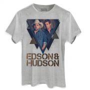 Camiseta Masculina Edson & Hudson Foto Triângulo