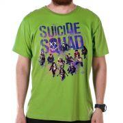 Camiseta Masculina Esquadr�o Suicida Team