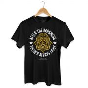 Camiseta Masculina Gotham There´s Always Light