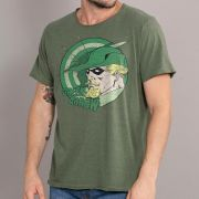 Camiseta Masculina Green Arrow