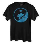 Camiseta Masculina Halo Blue Team
