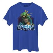 Camiseta Masculina Heroes Of The Storm Murky