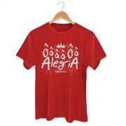 Camiseta Masculina Ivete Sangalo Ôôô Alegria