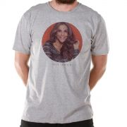 Camiseta Masculina Ivete Sangalo Rainha do Axé