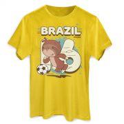 Camiseta Masculina Jaime Futebol