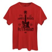 Camiseta Masculina Jo�o Rock Desde 2002