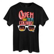 Camiseta Masculina João Rock Quem Não Tem Colírio
