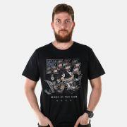 Camiseta Masculina Kiss Made in USA