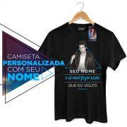 Camiseta Masculina Luan Santana Estalo