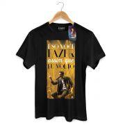 Camiseta Masculina Luan Santana Eu Volto