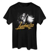 Camiseta Masculina Ludmilla Fire