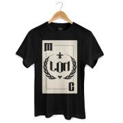 Camiseta Masculina MC Lon Card
