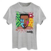 Camiseta Masculina Naldo Benny Sarniô Capa