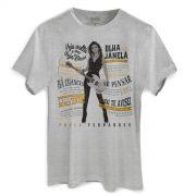 Camiseta Masculina Paula Fernandes Não Depende da Sorte