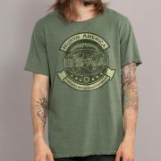 Camiseta Masculina Resident Evil BSAA