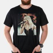 Camiseta Masculina Sandy Meu Canto Capa