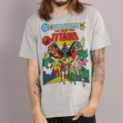 Camiseta Masculina The Teen Titans