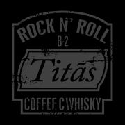 Camiseta Masculina Titãs - Coffee C Whisky Preta