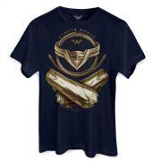 Camiseta Masculina Wonder Woman Icons