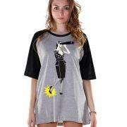 Camiseta Raglan Anitta Look