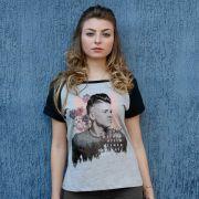Camiseta Raglan Feminina Biel Melhor Assim