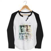 Camiseta Raglan Feminina Skank SK91 Capa