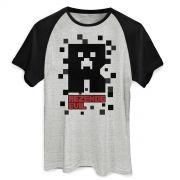 Camiseta Raglan Masculina ADR Inscrito