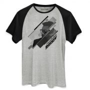 Camiseta Raglan Masculina Naldo Benny Perfil PB