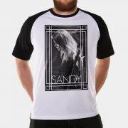 Camiseta Raglan Masculina Sandy Singer