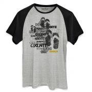 Camiseta Raglan Masculina Saulo Oxente