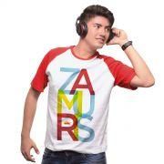 Camiseta Raglan Premium Masculina Ivete Sangalo Zamuris