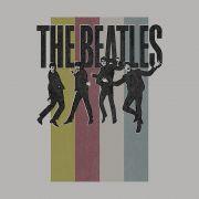 Camiseta Raglan Premium Masculina The Beatles Jump