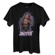 Camiseta Unissex Anitta Bate Palma Que eu Mereço