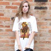 Camiseta Unissex Anitta Sim ou Não