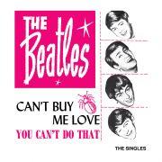 Camiseta Unissex The Beatles Cant Buy Me Love