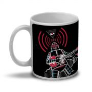 Caneca 89FM A Rádio Rock 30 Anos The Rock Never Ends