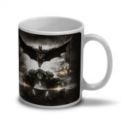 Caneca Batman Arkham Knight Action