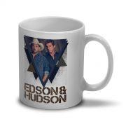 Caneca Edson & Hudson Foto Triângulo