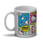 Caneca Hello Kitty Comic Con HQ