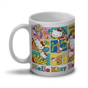Caneca Hello Kitty Junk Food HQ