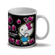 Caneca Hello Kitty Ready for Action
