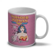 Caneca Power Girls Femme Mulher Maravilha