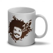 Caneca Tim Maia Chocolate