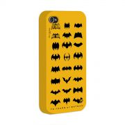 Capa de iPhone 4/4S Batman 75 Anos Logos Collection