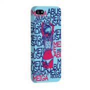 Capa de iPhone 5/5S Anitta Meiga e Abusada