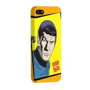 Capa de iPhone 5/5S Star Trek Face Spock